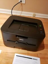 Dell 1130n black and white Standard Laser Printer nice