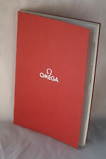 OMEGA, libretto originale [ senza price-list ] Edition: 2000
