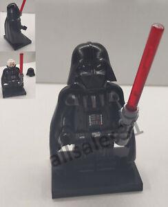 Figurine Lego Star Wars custom Dark Vador. Minifigure Vador Jedi CE
