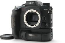 Excellent+++++ Minolta Maxxum 7 / Dynax 7 Film Camera w/ VC-7 Grip Set from JP
