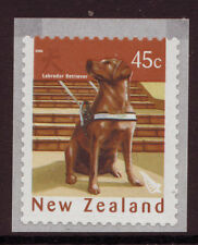 NEW ZEALAND 2006 YEAR OF THE DOG SELF ADHESIVE UNMOUNTED MINT