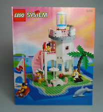 LEGO ® città recipe Paradisa 6414 FARO ungelocht ISTRUZIONI BA