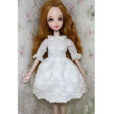 "[wamami] Cute White Dress For 12"" Neo Blythe Doll Takara Doll Dollfie Outfit"