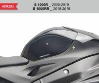 Protezioni laterali nere per serbatoio e carena BMW S1000 RR
