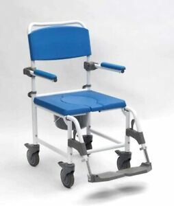 Drive Aston Aluminium Shower Bath Chair Seat Commode Mobility Aid