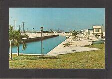 POSTCARD:  TAMARAC PARK - BIG COPPITT KEY, FLORIDA - MOBILE HOMES, TRAILERS