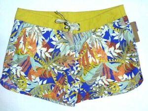 NWT Patagonoia board shorts swimwear outdoor activities shorts w/back pocket $59