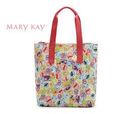 Mary Kay 20th year Large Shoulder Shopping Bag Tote Handbag Purse Diaper Bags