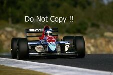 Ivan Capelli Jordan 193 F1 Season 1993 Photograph