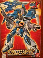 Gundam X Series 08 Gundam Air Master Burst Gw-9800-B 1/144 Plastic Bandai 1996