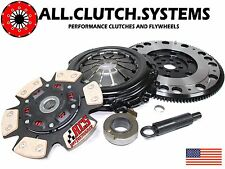 ACS STAGE 3 CLUTCH KIT+RACE FLYWHEEL 2002-2011 HONDA CIVIC SI 2.0L DOHC K20