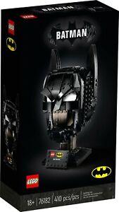 NEW LEGO DC COMICS BATMAN COWL SET 76182