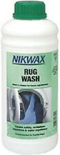 Nikwax Rug Wash 1 Litre Cleans Protects Canvas Synthetic Rugs Blankets NKW0045