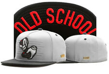 Hip Hop Men's CAYLER Sons Cap adjustable Baseball Snapback Street Black hat 17#