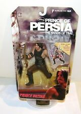 Disney's Prince Of Persia Sands Of Time Prince Dastan Sword Lever Action Figure