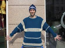 Sci Pullover A Maglia Inverno Maglione Pullover 90er True Vintage 90's inverno SWEATER