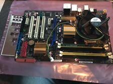 ASUS P5Q SE PLUS Socket 775 MotherBoard w/ Intel E5200 CPU / FAN / Kingston 1GB