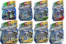 Thunderbirds Are Go Action Figures-Alan, Scott,Virgil,Kayo,John,Go rdon