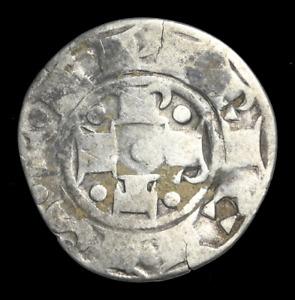 ITALY, Bologna. Giovanni Visconti, 1350-1360. Silver Denaro