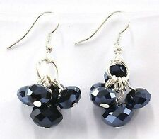Unbranded Crystal Glass Fashion Earrings