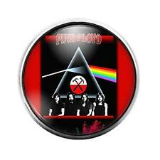 Dome Candy Snap Charm Gd1229 Pink Floyd - 18Mm Glass