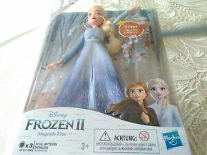 Hasbro Singende Elsa OVP