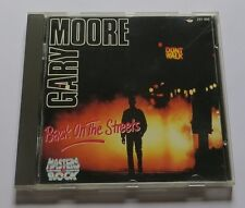 Gary Moore - Back on the Streets CD