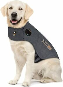 Thundershirt Anxiety Coat for Dog, Grey, Large. Premium Service, Fast Dispatch