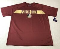 NWT Champion Brand Florida State Seminoles FSU NCAA T-Shirt Men's Size XL