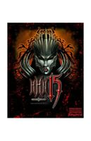 2020 HHN Terra Queen Poster Universal Studios Orlando Halloween Horror Nights