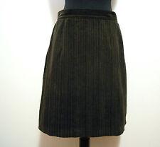 MISSONI Gonna Donna Velluto Woman Velvet Skirt Sz.XL - 48