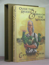 1st,signed by 2(artist,intro),Over the River & by Clifford Simak(1996) C of A-Z
