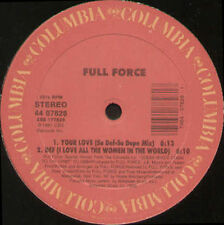Full Force – Your Love Is So Def - Columbia 1987
