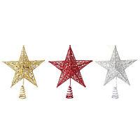 Weihnachtsbaum Zylinder Baumkrone Weihnachten Dekoration Ornament Baum Tops T1Q8