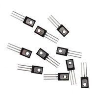 2X(10 stk NPN mittlerer Leistungstransistor D882 F5P2)
