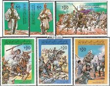 Libya 1405-1410 (complete.issue.) unmounted mint / never hinged 1984 Expulsion g