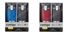 Avex Contigo AutoSeal Vacuum Stainless Steel Thermos Leakproof Travel Mug Flask