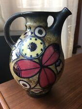 Epic Amphora Ewer Pitcher Pre 1918 Austria Stamp Flawless Early Modernist Design