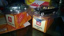NOREV HACHETTE Citroen BX 1982 Neuf sous coque + Boite NOREV