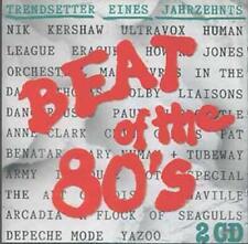 Beat of the 80's +++ TOP DOPPEL CD +++ Pop Wave Rock