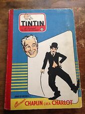 recueil reliure journal tintin france 15 (1953) + tintin actus côte bdm : + 230e