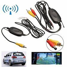 2.4G Rückfahrkamera Auto Funk Video Transmitter Sender 12V Wireless Empfänger DE