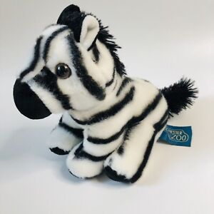 Chester Zoo Zebra Plush Soft Toy Souvenir Collectable