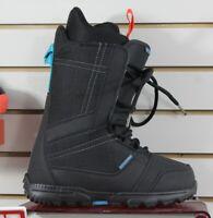 Burton Invader Snowboard Boots Mens Size 13 Black New 2020
