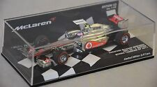 MINICHAMPS 530114314 - VODAFONE McLaren Merc. MP4-26 Canada BUTTON 2011  1/43