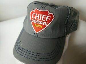 New Retro Chief Oshkosh Beer Cap Hat