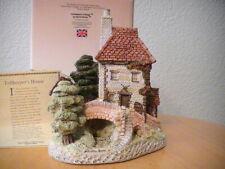 David Winter Tollkeepers Cottage 1984 John Hines Coa/New in Original Box