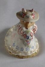 Royal Doulton Brambly Hedge - Poppy Eyebright - DBH1 Figurine Jill Barklem 1982