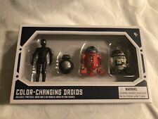 Color Changing Droids Disneyland Galaxy's Edge Exclusive NEW & UNOPENED