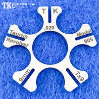 Taurus 9 mm / 5 - Shot (Small Frame) Moon Clips (5) / TK Custom™ (Qty: 5)